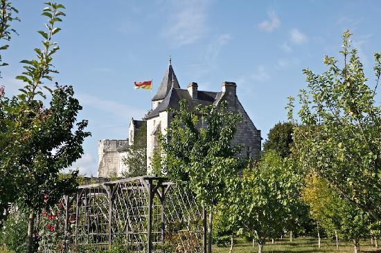 Chateau de la Motte: View of the Chateau