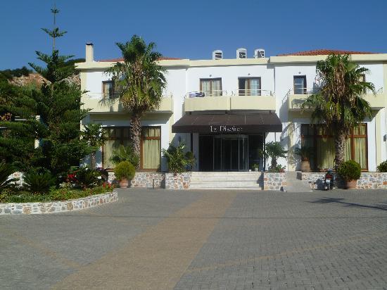 La Piscine Art Hotel: Front of hotel