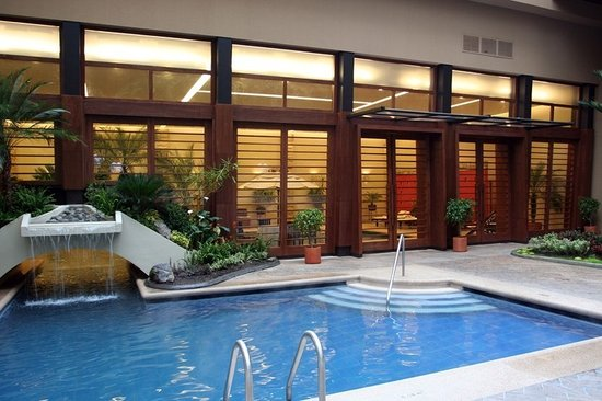 Swissotel Quito: Swimming pool