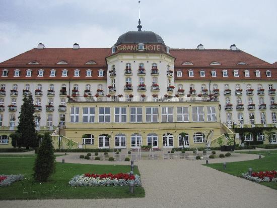 Sofitel Grand Sopot : The hotel