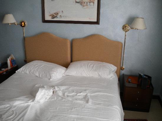 Hotel Universo: Letto