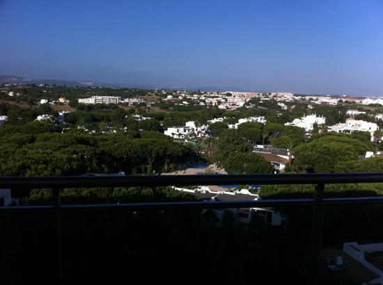 Holiday Village Algarve Balaia: beautiful view from our block 1 room