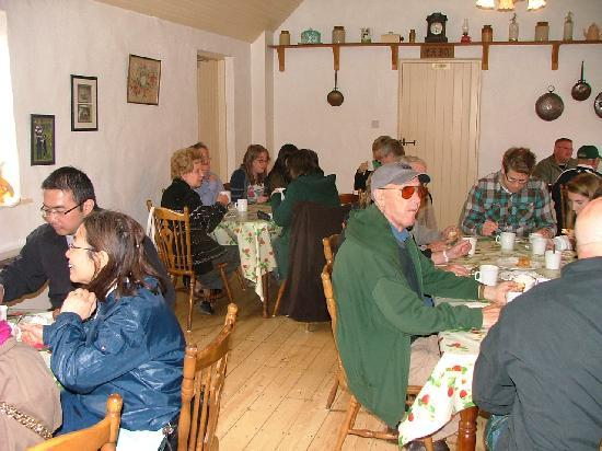 Rathbaun Farm: Tea and Scones in the Farmhouse