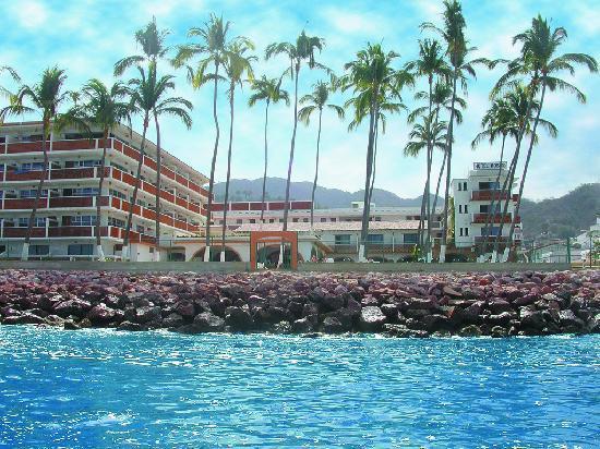 Rosita Hotel: VISTA DEL HOTEL