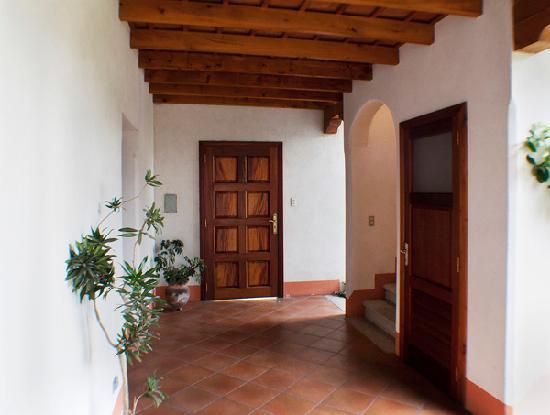 Chez Daniel: Puerta de entrada
