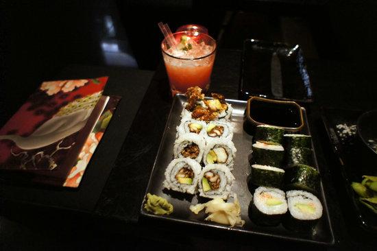 Kumo : Lots of good sushi
