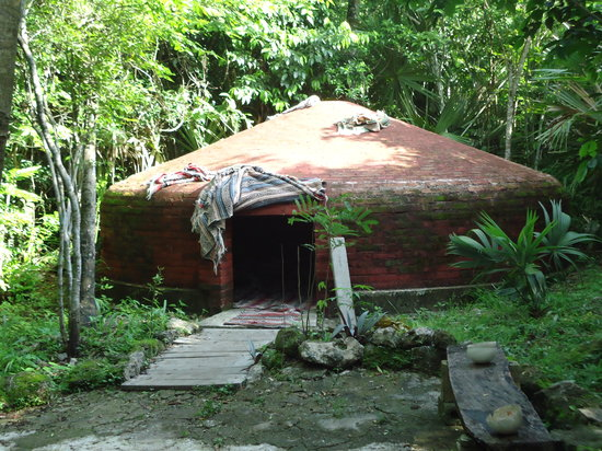 Temazcal Cenote Experience