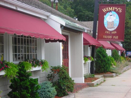 Foto de Wimpy's Seafood Market