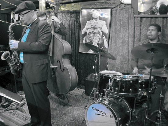 Photo of Tourist Attraction Smalls Jazz Club at 183 West 10th Street, New York, NY 10014, United States