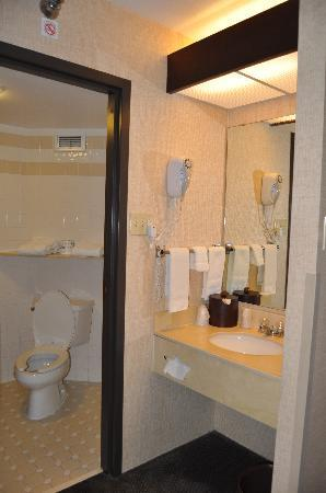 Drury Inn & Suites Cape Girardeau: Bath