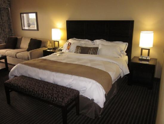 Radisson Edmonton South: Bed