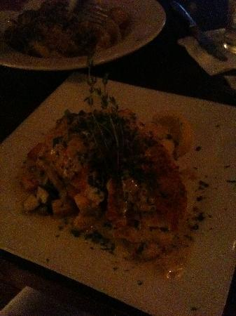 Hagan's Grill : Haddock