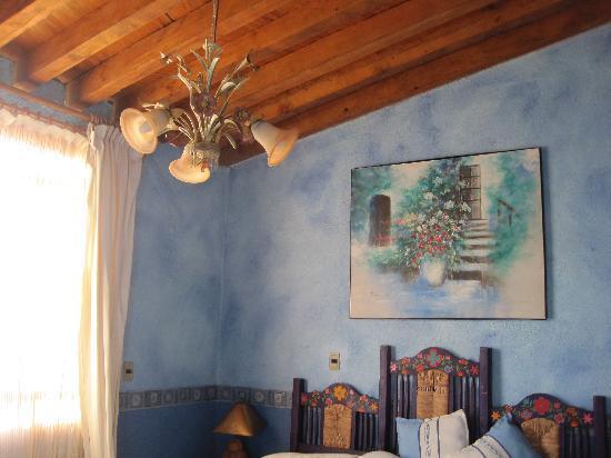 Eco-hotel Ixhi: Nuestro cuarto