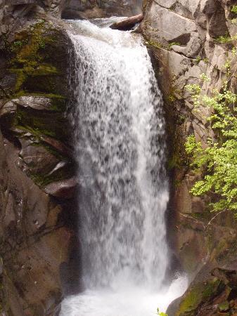 One of seemingly dozens of amazing waterfalls