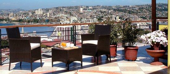 Hotel Boutique Acontraluz: Vista