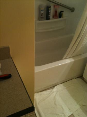 Ocean Key Resort: Nice clean and roomy tub/shower.