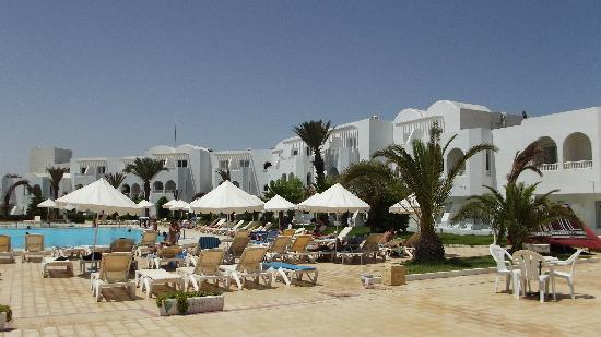 Hotel Djerba Les Dunes: L'hotel