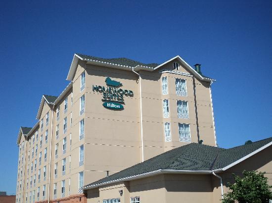 هوموود سويتس باي هيلتون كامبريدج ووترلو: Good Hotel