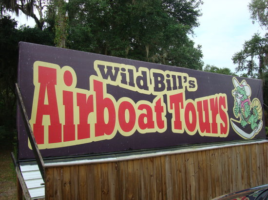 Wild Bill's Airboat Tours