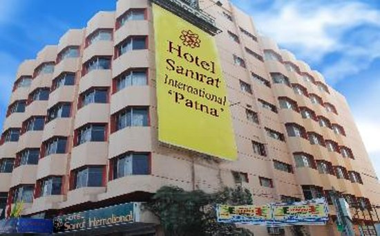 Hotel Samrat International Patna