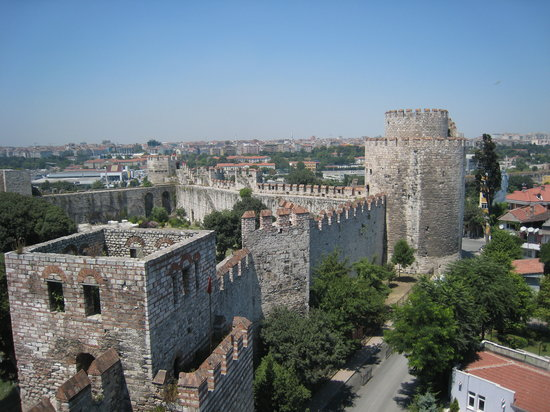 Yedikule Castle Of The Seven Towers Istanbul Tripadvisor