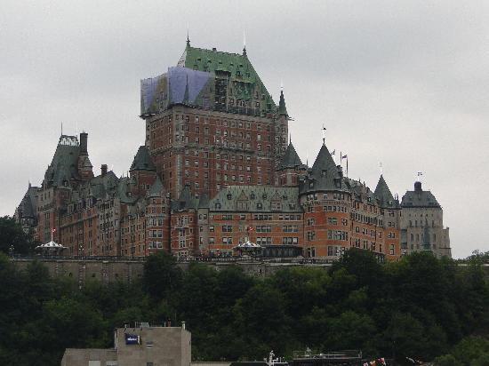 Old Quebec: Fairmont Le Chateau Frontenac - Quebec