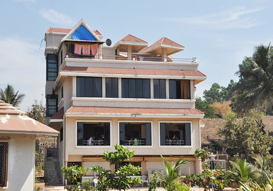 ‪‪Harihareshwar‬, الهند: Harihareshwar Beach Resort‬