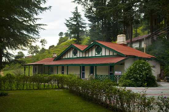 Naldehra, India: Golf Glade Hotel