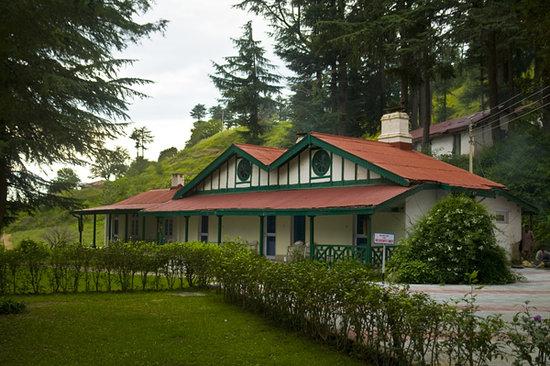 Naldehra, Hindistan: Golf Glade Hotel