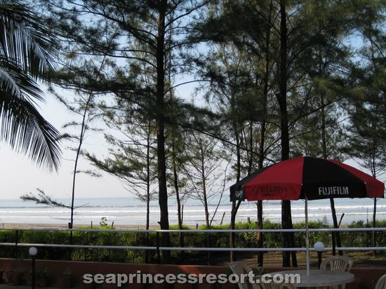 Dapoli, India: Sea Princess Beach Resort