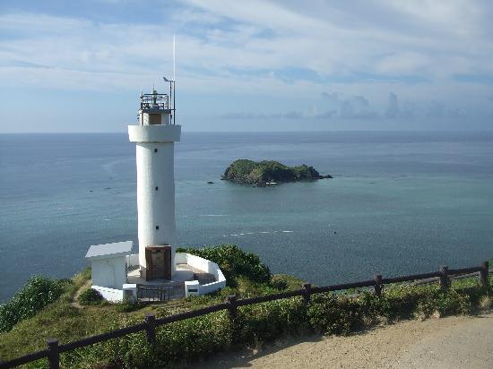 Cape Hirakubozaki: 平久保崎灯台