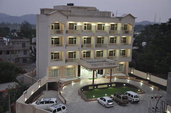Vishal Hotel Katra Jammu Reviews Photos Rate Comparison Tripadvisor