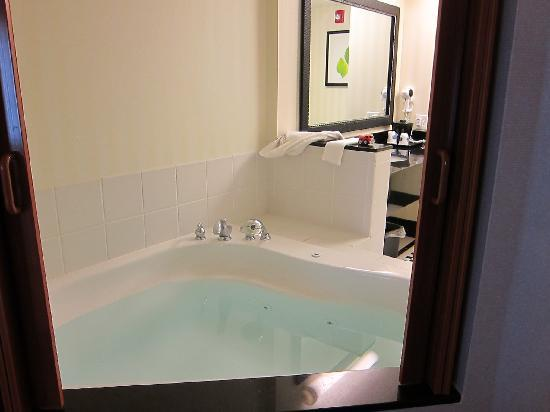 Fairfield Inn & Suites Wytheville: Jacuzzi