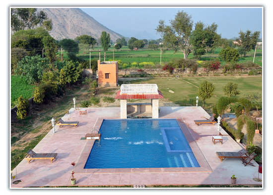 Sariska Tiger Camp