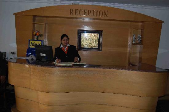 Hotel Mansarover Paradise: Hotel Mansarovar Paradise