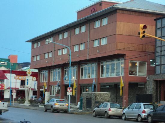 Hotel Canal Beagle: el hotel