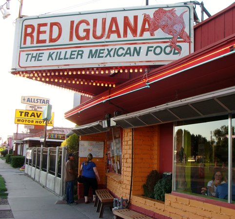 Best Mexican In Slc Review Of Red Iguana Salt Lake City Ut Tripadvisor