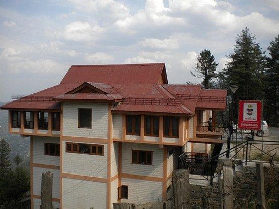 Hotel Giriganga Resort (HPTDC)