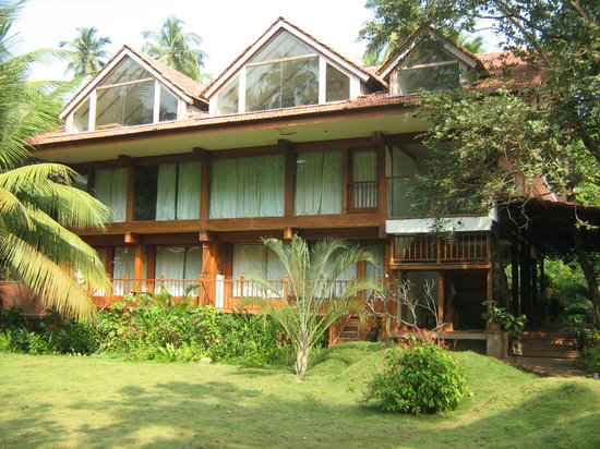 Sawantwadi, India: Lotus Backwater Resort Aronda