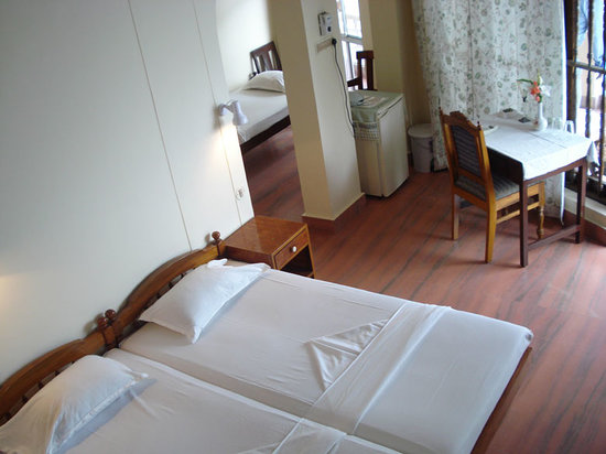 Aparna Guest House: Aparna Hotel