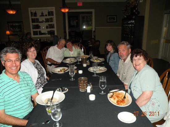 Cape Neddick Inn Restaurant: Celebrating our 5th Wedding Anniversary