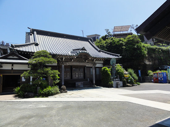 Manpukuji Temple: 満福寺