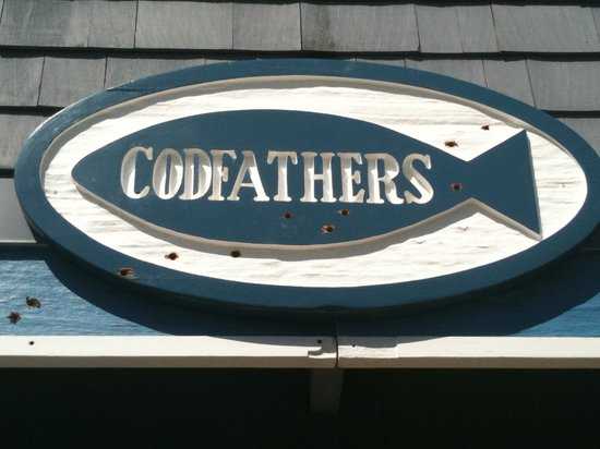 Cod Fathers: Our logo