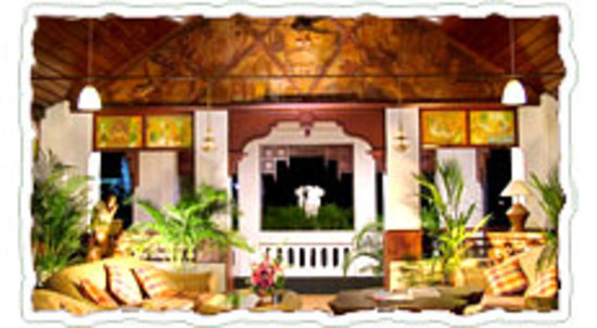 Aluva, Indie: Mahnami Heritage Hotel