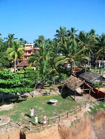 Varkala Golden Beach Resort: Aline Regency