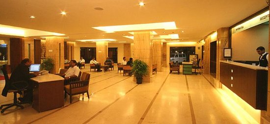 Karnal, India: Hotel Fidalgo