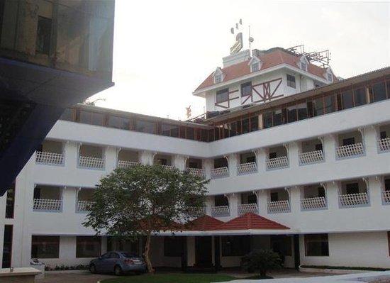 The Durbar Residency