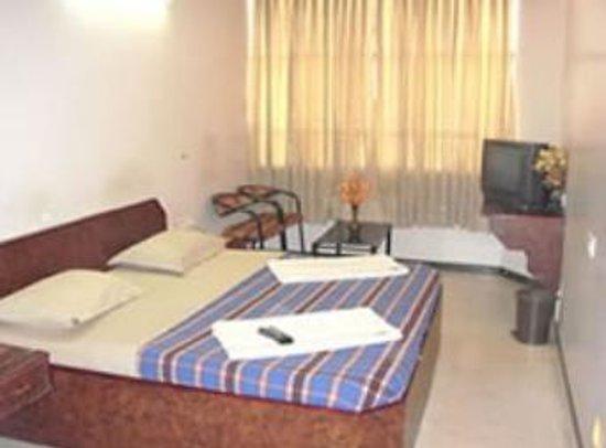 Erode, India: Hotel Meridien