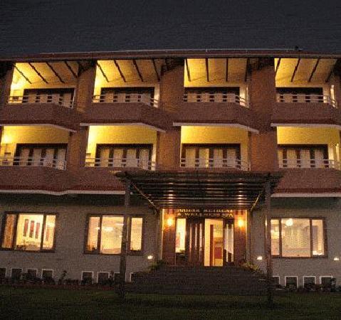 Nahar Retreat & Wellness Spa Resort: Nahar's Retreat and Wellness Spa