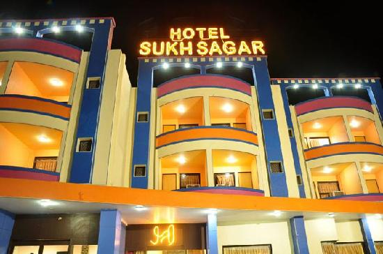 Veraval, India: Hotel Sukhsagar